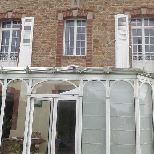 Fenêtres et portes fenêtres PVC blanc - Trébeurden