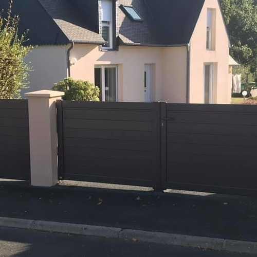 Pose d''un portail et d''une clôture - Côtes-d''Armor (22)