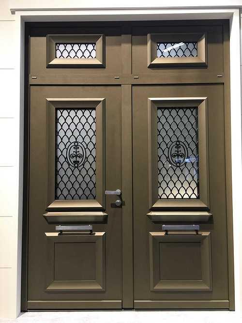 Nouvelle gamme de portes d''entrée img5504