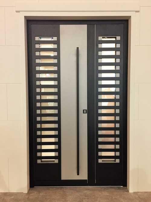 Nouvelle gamme de portes d''entrée img5506