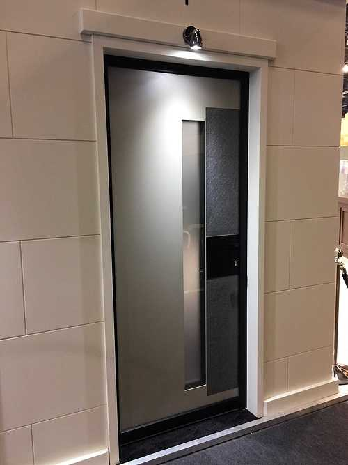 Nouvelle gamme de portes d''entrée img5511
