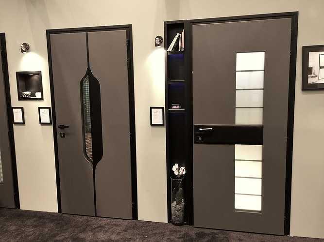Nouvelle gamme de portes d''entrée 0