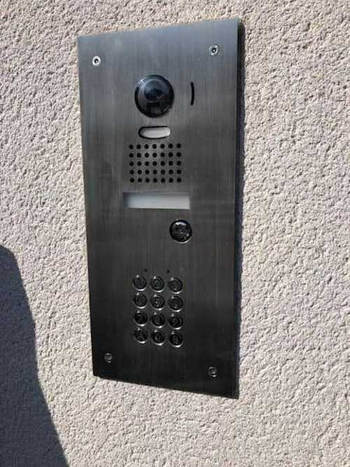 Pose d''un portail motorisé - Trégastel (22) 7059323526707133463221276231645281868316672n
