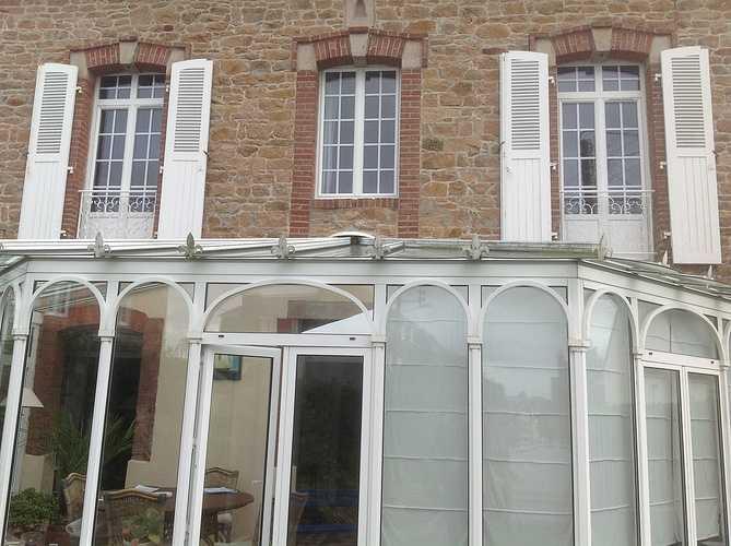 Fenêtres et portes fenêtres PVC blanc - Trébeurden 0